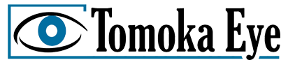 Tomoka Eye Logo