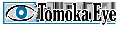 Tomoka Eye Logo
